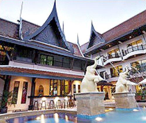 Тур в Nipa Resort 3☆ Таиланд, о. Пхукет
