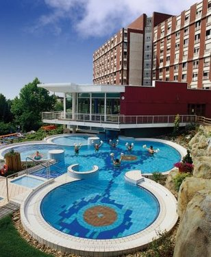 Тур в Ensana Thermal Aqua Health Spa Hotel 4☆ Венгрия, Хевиз