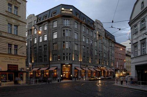 Тур в Art Deco Imperial Hotel 5☆ Чехия, Прага