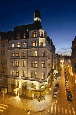 Тур в Art Nouveau Palace Hotel 5☆ Чехія, Прага