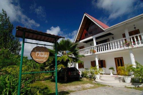 Тур в Amitie Chalets 4☆ Сейшельські Острови, о. Праслін
