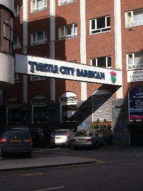 Тур в Thistle City Barbican 4☆ Великобритания, Лондон