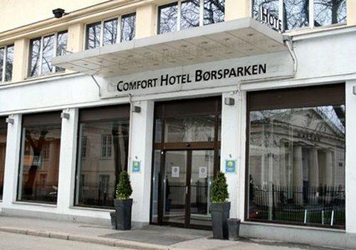 Горящий тур в Comfort Hotel Boersparken 3☆ Норвегия, Осло