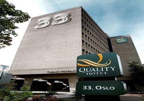 Горящий тур в Quality Hotel 33 4☆ Норвегия, Осло