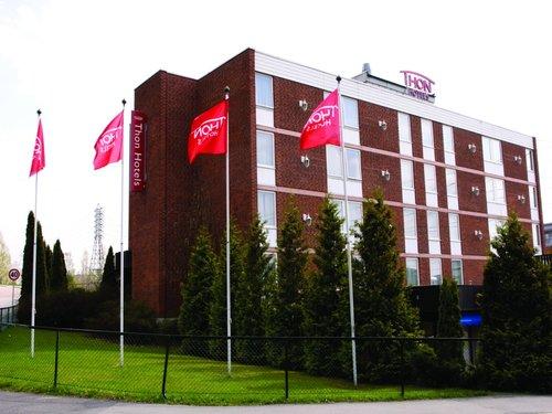 Тур в Thon Hotel Linne 3☆ Норвегия, Осло