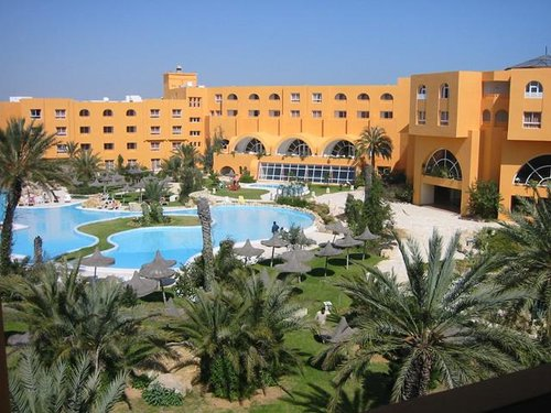 Тур в Chich Khan 4☆ Тунис, Хаммамет