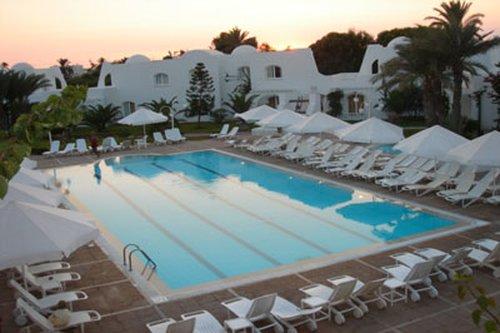 Тур в Santorini Village (Djerba Haroun) 3☆ Тунис, о. Джерба