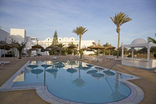 Тур в Cesar Thalasso 4☆ Тунис, о. Джерба