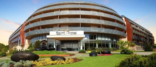 Тур в Spirit Hotel Thermal Spa 5☆ Венгрия, Шарвар