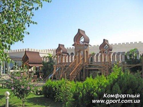 Горящий тур в Комфортный 3☆ Украина, Арабатская стрелка