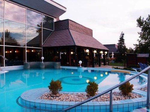 Тур в Danubius Hotel Buk 4☆ Венгрия, Бюкфюрдо