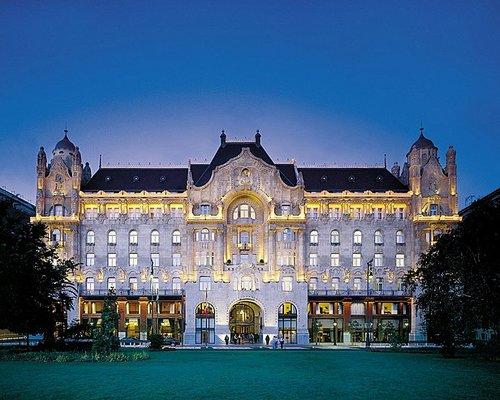 Тур в Four Seasons Hotel Gresham Palace Budapest 5☆ Венгрия, Будапешт