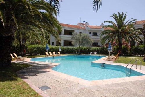 Гарячий тур в Niki Hotel Apartments 4☆ Греція, о. Родос