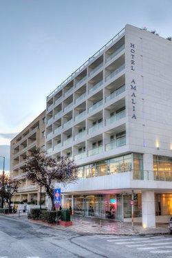 Тур в Amalia Athens Hotel 4☆ Греція, Афіни