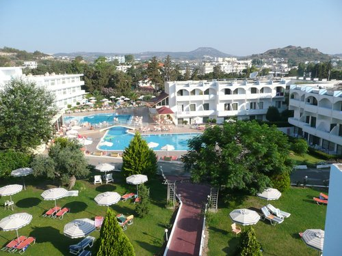 Гарячий тур в Evi Hotel 3☆ Греція, о. Родос