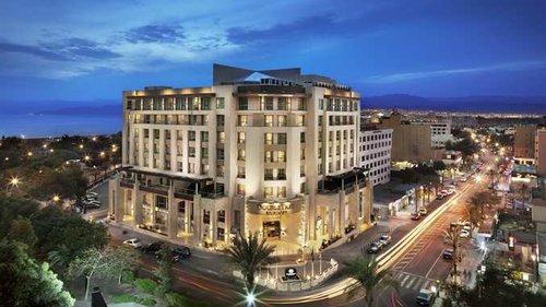 Тур в DoubleTree Hotel by Hilton Aqaba 4☆ Иордания, Акаба