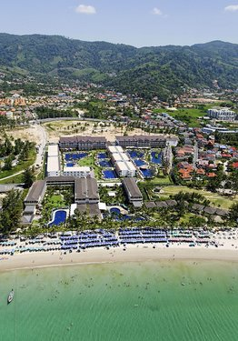 Тур в Kamala Beach Resort (a Sunprime Resort) 3☆ Таиланд, о. Пхукет