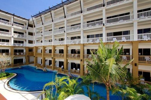 Тур в Kata Sea Breeze Resort 3☆ Таїланд, о. Пхукет