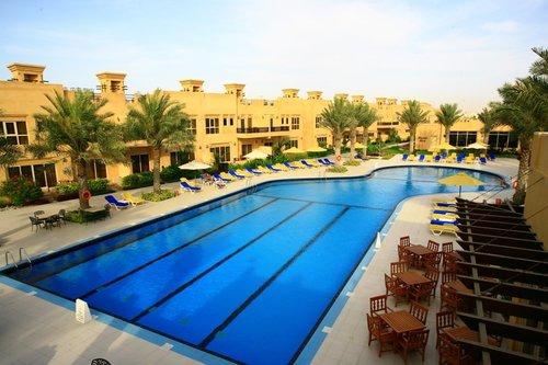 Горящий тур в Al Hamra Village Golf & Beach Resort 4☆ ОАЭ, Рас Аль-Хайма