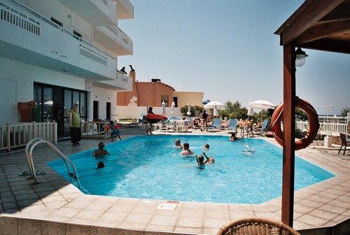 Тур в Sunset Beach 3☆ Греция, о. Крит – Ираклион