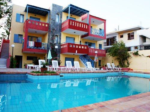Тур в Marilisa Hotel 3☆ Греция, о. Крит – Ираклион