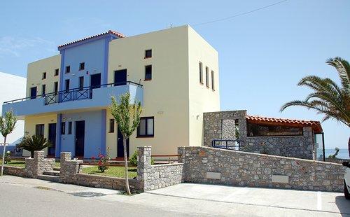 Гарячий тур в Paraktio Beach Apartments 3☆ Греція, о. Родос