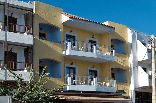 Тур в Blue Island Hotel 2☆ Греция, о. Крит – Ираклион