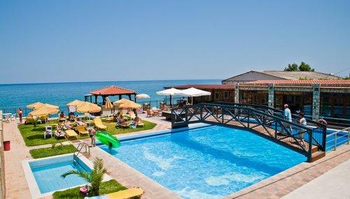 Тур в Ekavi Hotel 3☆ Греция, о. Крит – Ретимно