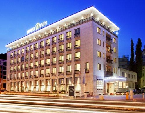 Горящий тур в Devin Hotel 4☆ Словакия, Братислава