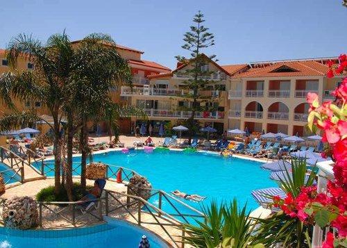 Тур в Tsilivi Beach Hotel 4☆ Греция, о. Закинф