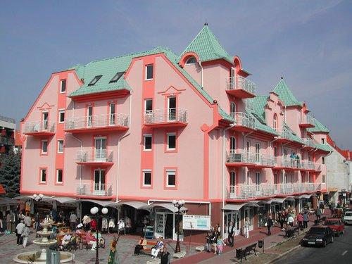 Тур в Muskatli Apartment House 3☆ Венгрия, Хевиз
