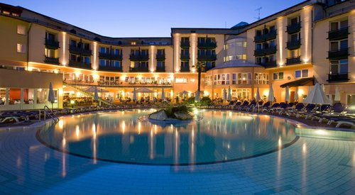 Тур в Lotus Therme Hotel & Spa 5☆ Венгрия, Хевиз