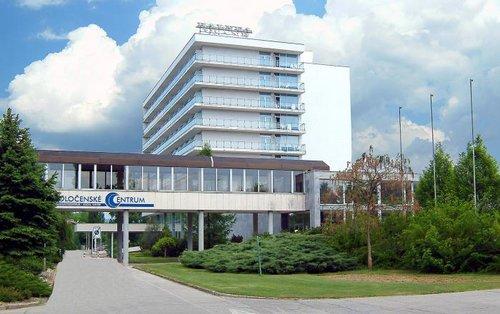 Горящий тур в Spa Hotel Balnea Grand 3☆ Словакия, Пьештяны