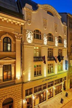 Тур в La Prima Fashion Hotel 4☆ Венгрия, Будапешт