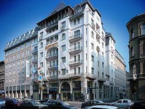 Тур в Novotel Budapest Centrum Hotel 4☆ Венгрия, Будапешт