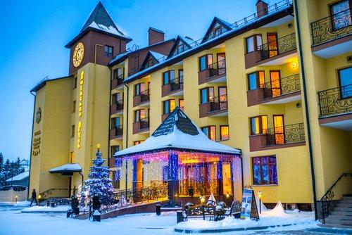 Горящий тур в Kyivska Russ Resort Medical & Spa 4☆ Украина, Сходница