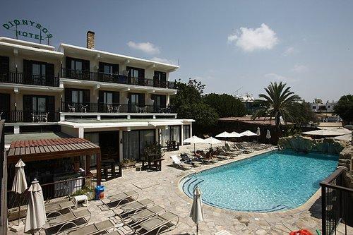 Тур в Dionysos Central Hotel 3☆ Кипр, Пафос