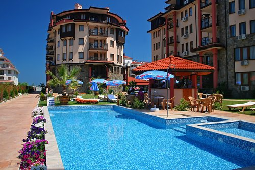 Тур в South Beach Hotel 3☆ Болгария, Царево