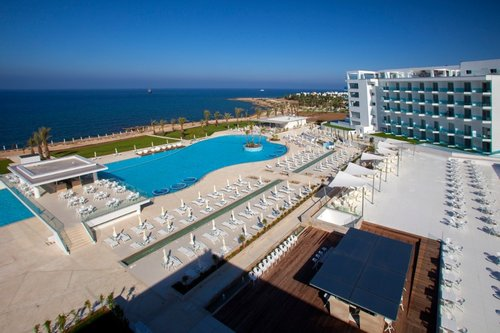 Тур в King Evelthon Beach Hotel & Resort 5☆ Кипр, Пафос