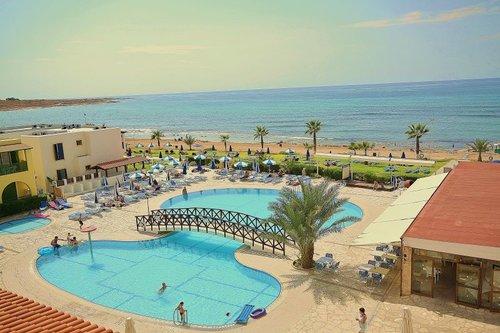 Тур в Kefalos Beach Tourist Village 4☆ Кипр, Пафос