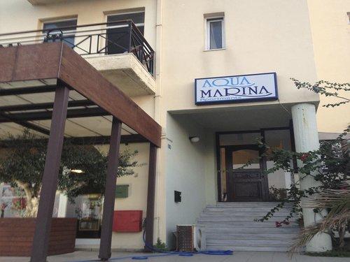 Тур в Aqua Marina Apartments 1☆ Греция, о. Крит – Ретимно