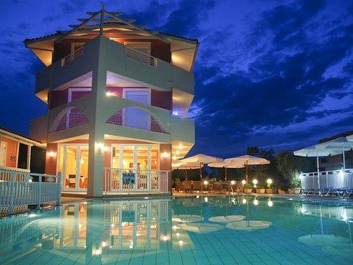 Тур в Pantheon Hotel 3☆ Греция, о. Закинф