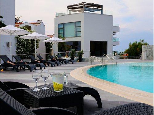 Тур в Ostria Sea Side Hotel 4☆ Греція, Халкідіки - Кассандра