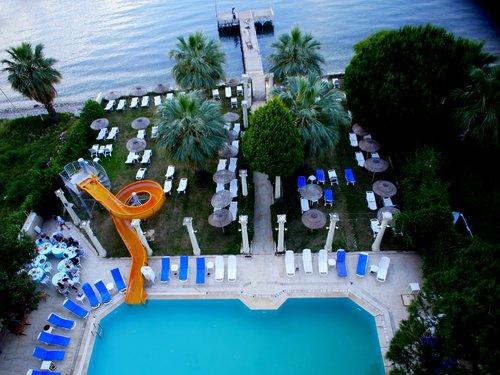 Тур в Blu Mare Beach Hotel 3☆ Турция, Кушадасы