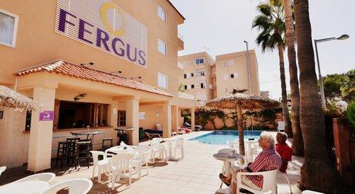 Тур в Fergus Capi Playa 3☆ Испания, о. Майорка