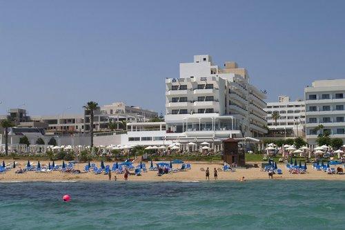 Тур в Silver Sands Beach Hotel 3☆ Кипр, Протарас