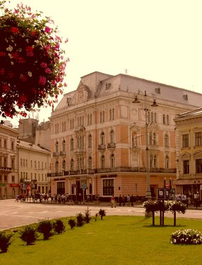 Горящий тур в Жорж 3☆ Украина, Львов