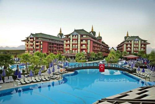 Горящий тур в Siam Elegance Hotel 5☆ Турция, Белек