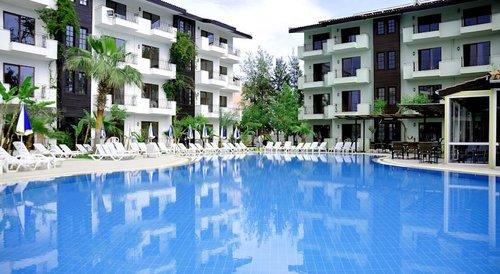 Тур в Lemas Suite Hotel by Kulabey 3☆ Турция, Сиде
