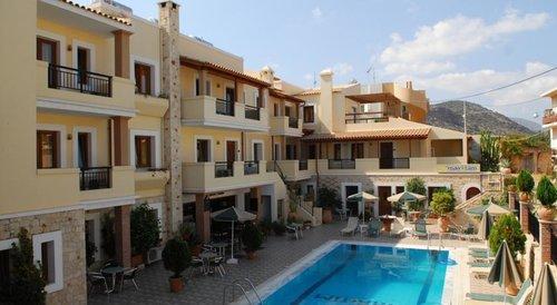 Тур в Maliatim Apartments 3☆ Греция, о. Крит – Ираклион